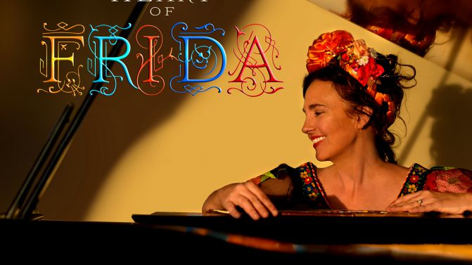 Available Now – The Heart Of Frida